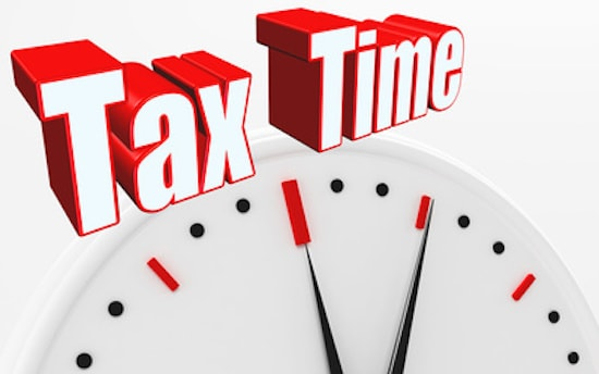 Are You Filing Taxes at the Last Minute?