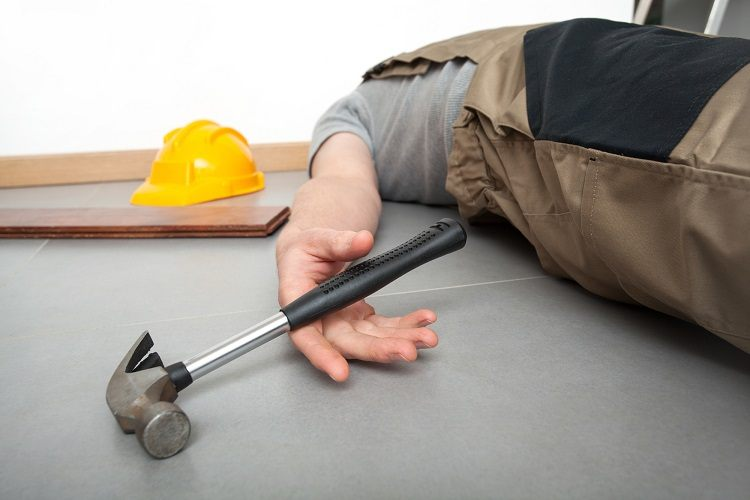Slip & Fall Accident Injury on The Job?