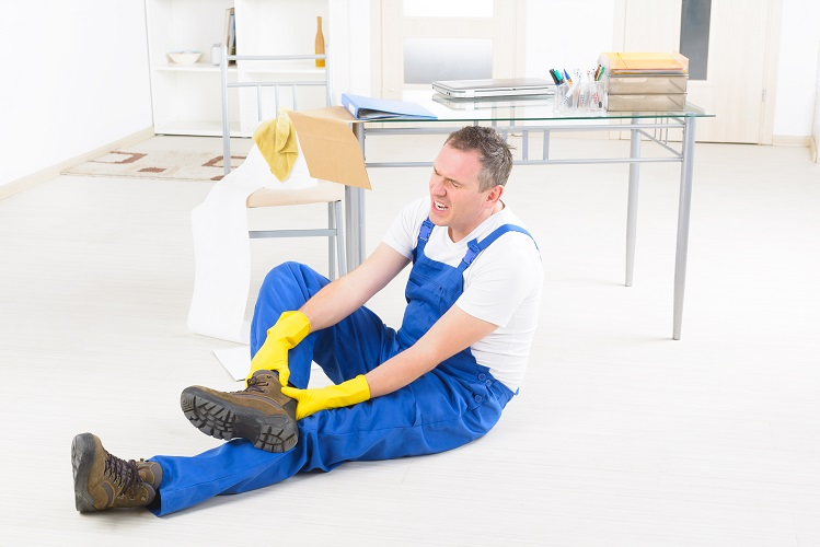 What Are The Most Common Causes Of Accidents On The Job?