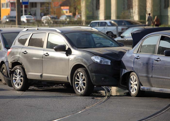 Does Daylight Saving Time Effect on Car Accident?