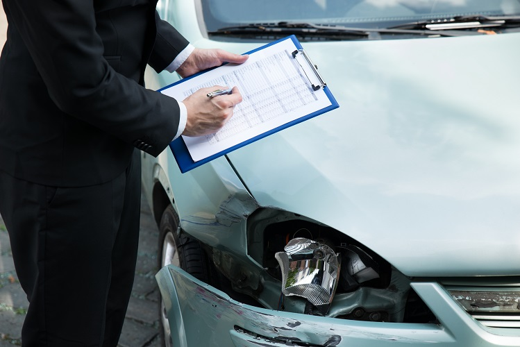 Average concussion settlement for a car accident