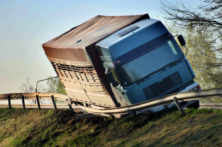 What Are The Roots Of Truck Accidents In Narrow Lanes?