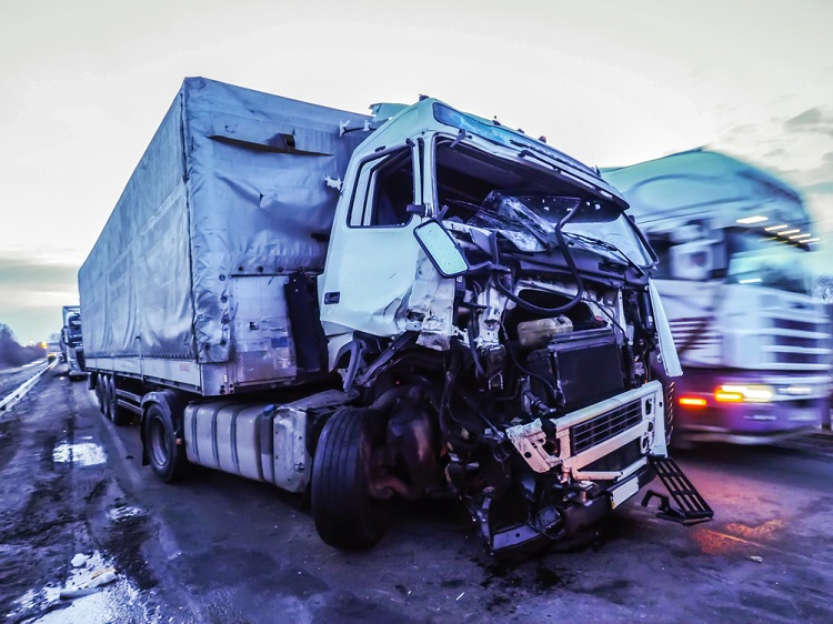Most Common Causes of Truck Accident in San Diego
